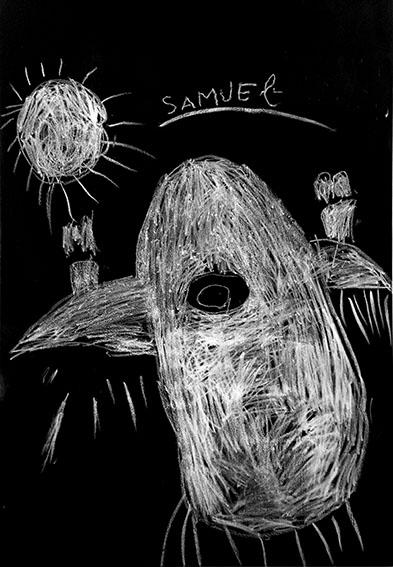 Cohete Samuel Arroyo